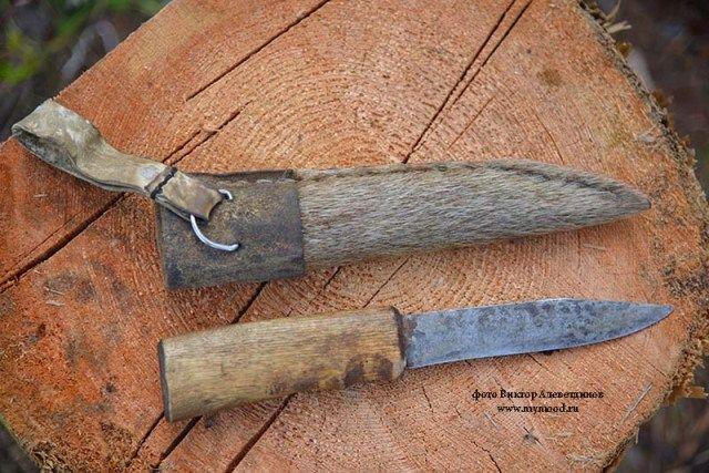 Настроение мастера таежных дел или охотничьи ножи, охотничьи лыжи, олени и другие нужные вещи - Мое Настроение - социальная сеть для тех кому хорошо