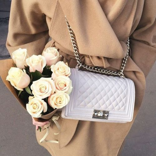 white chanel- Chanel bags and shoes collection http://www.justtrendygirls.com/chanel-bags-and-shoes-collection/