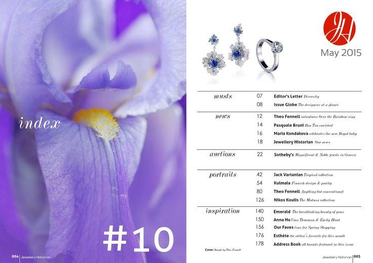 SPRING INDEX www.jewelleryhistorian.com