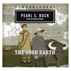 "Downpour is offering the audio-book of Pearl S. Buck's The Good Earth. Just use the code ""earthfree"" at checkout."