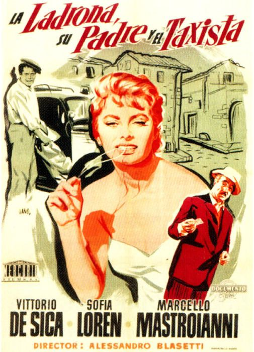 La ladrona - Sophia Loren, la belleza italiana - Libertad Digital