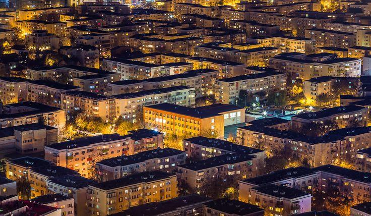 Bucharest by Cristian Vasile on 500px