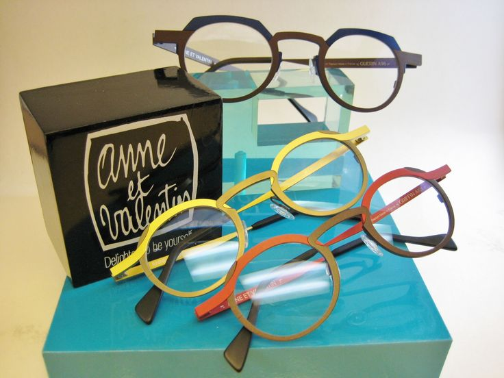 I need new glasses. Love this brand made of titanium