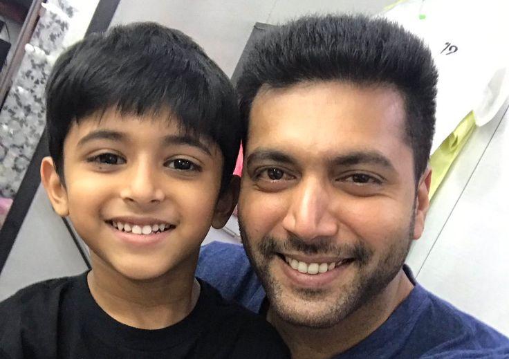 Jayam Ravi's Son Aarav Makes Acting Debut