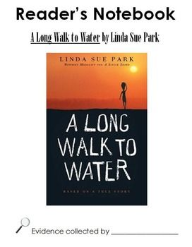 A Long Walk to Water: A Common Core Aligned ELA unit for 5th & 6th grade