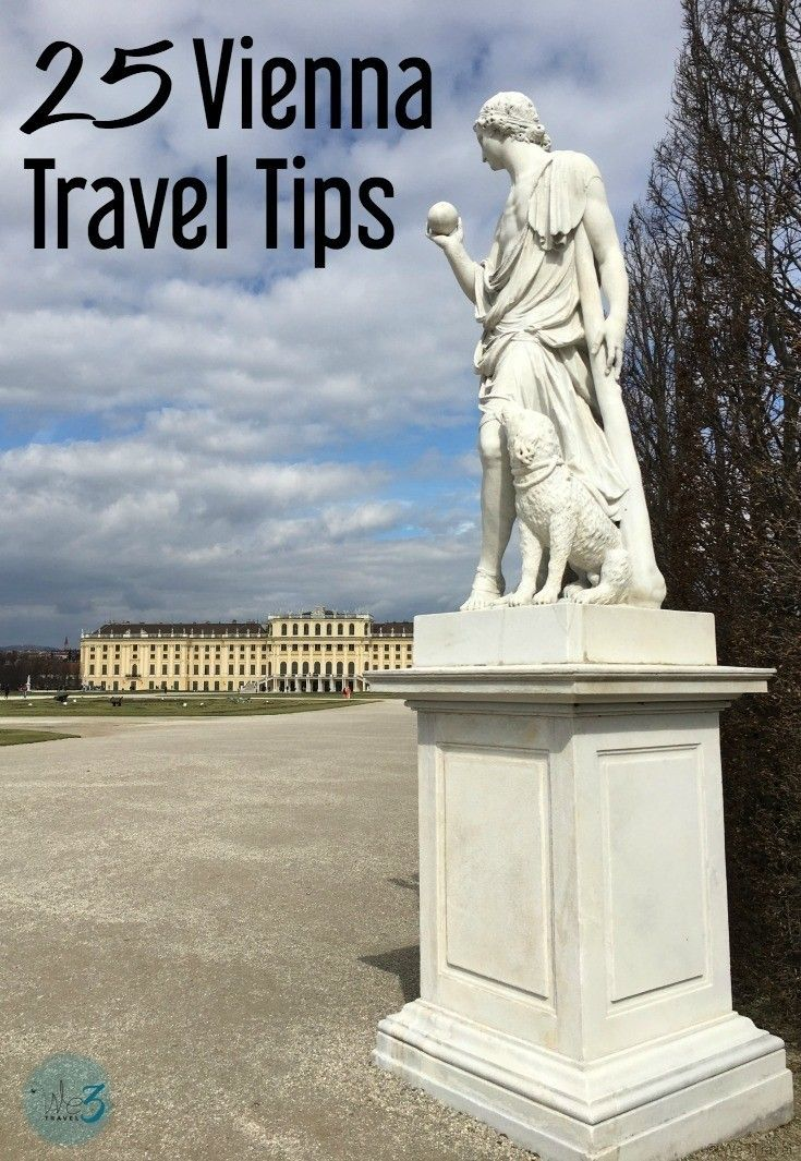 25 Top Vienna Tips for Tourists