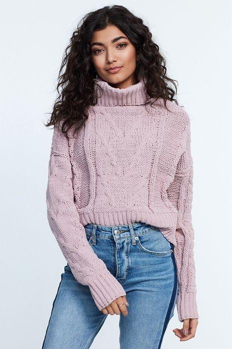 Noomi strikket genser, 399 NOK