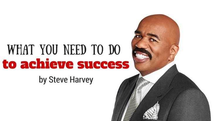 "You need to do ""only"" one thing to achieve #success. Steve Harvey will tell you what it is: http://brandonline.michaelkidzinski.ws/what-you-need-to-do-to-achieve-success-by-steve-harvey/"