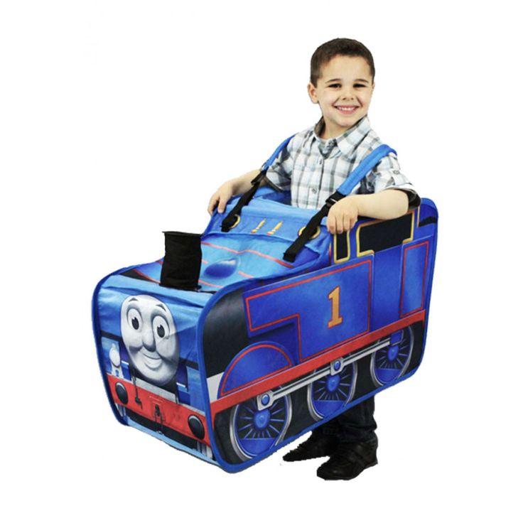 Thomas the Tank Engine Mini Driver is a fabulous Thomas the Tank Engine costume for dress ups and parties for children that love Thomas and Friends.