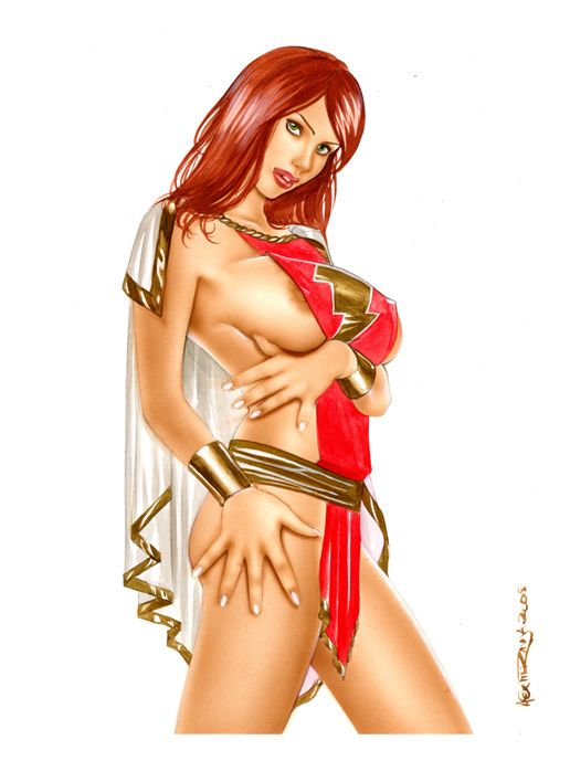 Lusciousnet supergirl sex slave