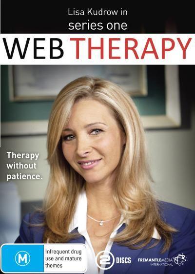 web therapy | Web Therapy : Series 1 - Lisa Kudrow