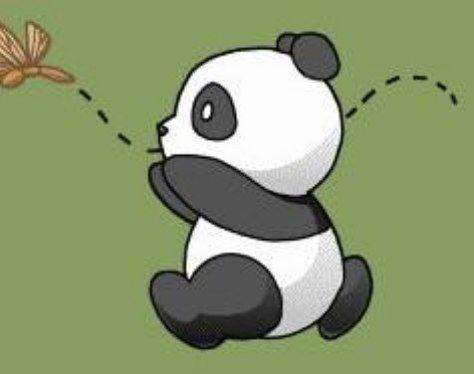 Dibujar un panda - Imagui