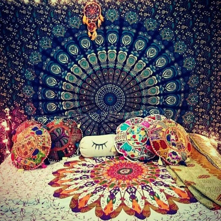 Buy mandala wall tapestry online to decorate the house. #walltapestry #mandalawallhanging #shoptapestry #onlinewallhanging #designerwalltapestry