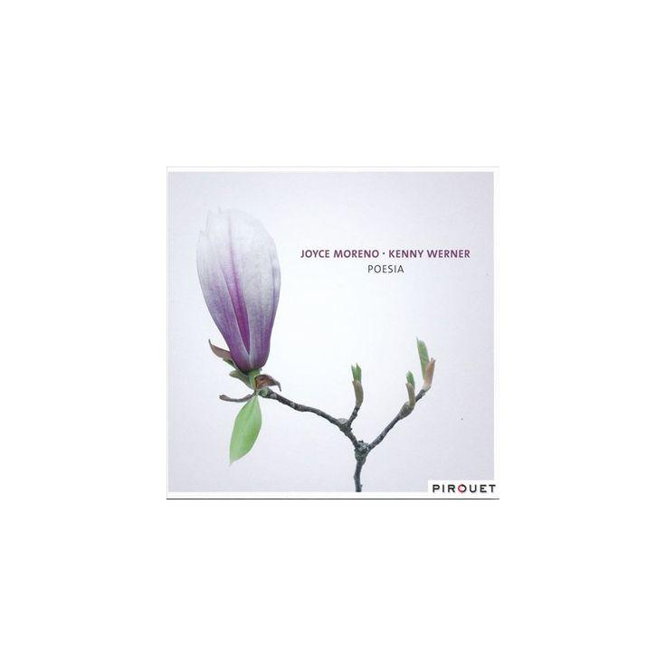 Leonard Bernstein/Joyce Moreno/Kenny Werner - Poesia (CD)