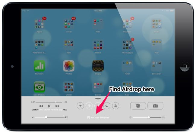 How to use AirDrop – iOS 7's most important new feature for teachers | teachingwithipad.org