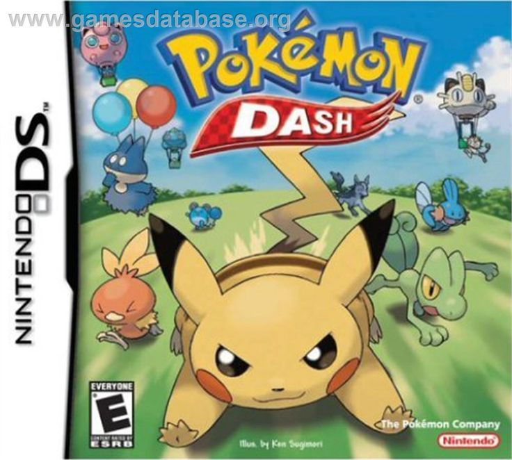 Pokemon Diamond  Nintendo DS  Games Database