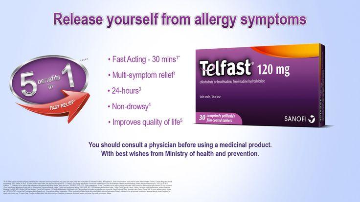 Telfast Tvc On Behance Allergy Symptoms Prevention Jobs Apps