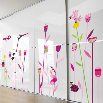 Decor and Accessories - Life In The Grass - Set Of Wall Decals http://www.ezebee.com/design-by-lepeeto