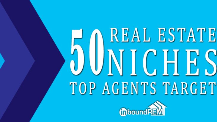 Real Estate Niches   The top 50 Cover image