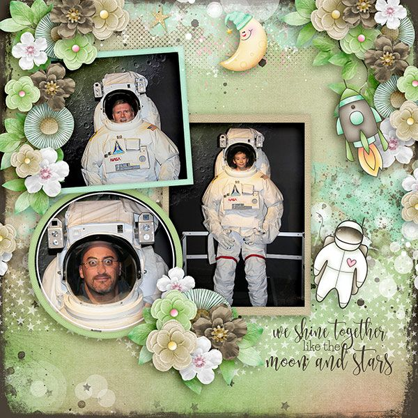 To the Moon by Fayette Designs at PBP