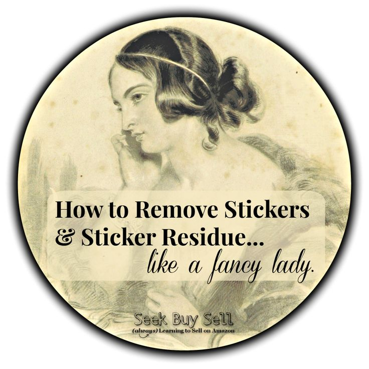1000 ideas about remove sticker residue on pinterest remove stickers how to remove and stickers. Black Bedroom Furniture Sets. Home Design Ideas