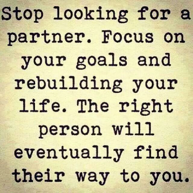 Focusing On What Really Matters · Life QuotesRelationship ...