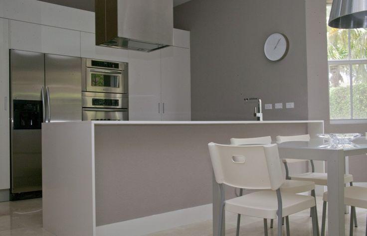 minimalist or Modern kitchen ideas- Sophie Cohen