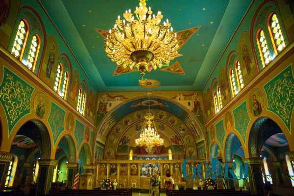 a report on the assumption greek orthodox church Assumption greek orthodox church is a historic church at 6900 delmar  boulevard in university city, missouri it was built in 1924 and added to the  national.