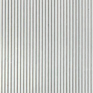 Corrugated Aluminum Sheet 030 Inch Spacing Hobby Metal
