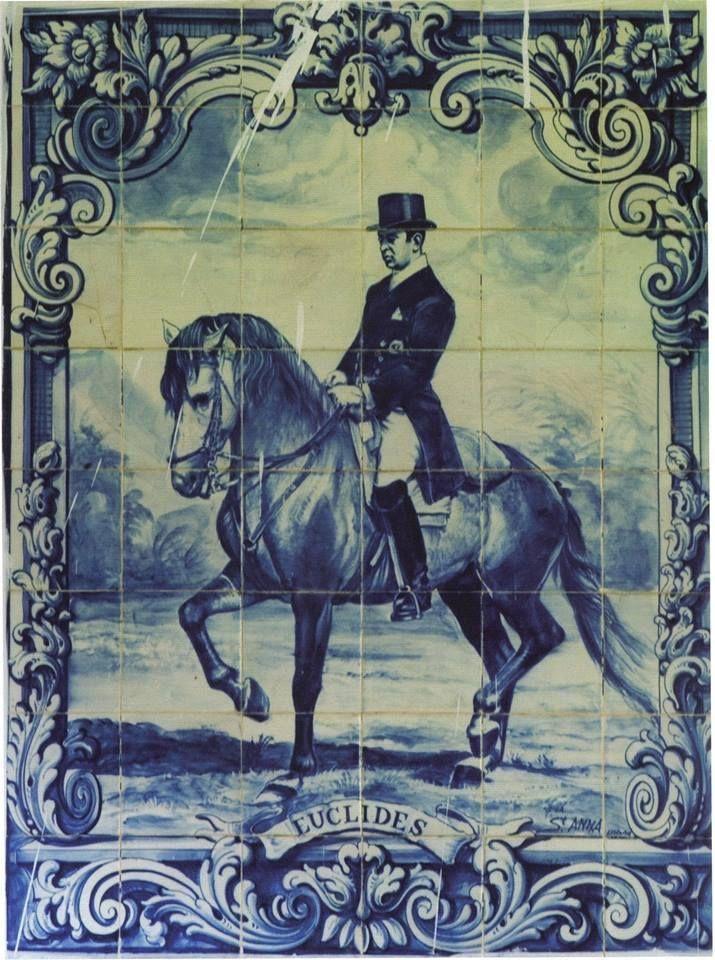 Icona dell'equitazione classica