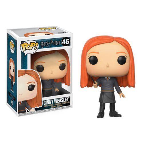Harry Potter Ginny Weasley Pop! Vinyl Figure - Funko - Harry Potter - Pop! Vinyl Figures at Entertainment Earth
