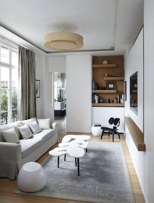 Leading Small Narrow Living Room Ideas With Tv Tips For 2019 1000 Small Living Rooms Small Tv Room Small Living Room Design