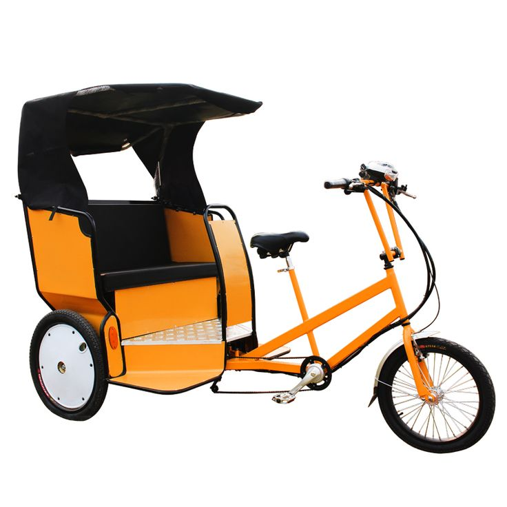 electric taxi bike | jxcycle