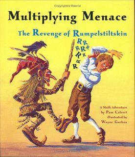 Math Mentor Text: Multiplying Menace