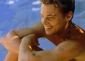 Leonardo DiCAPRIO 1998-99 : The beach / la plage - © cinealan