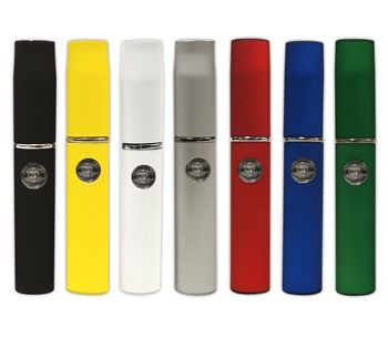 Mini-Clip Portable Vaporizer Mini-Clip Vaporizer for wax, comes with a wall charger and extra charge cartridge