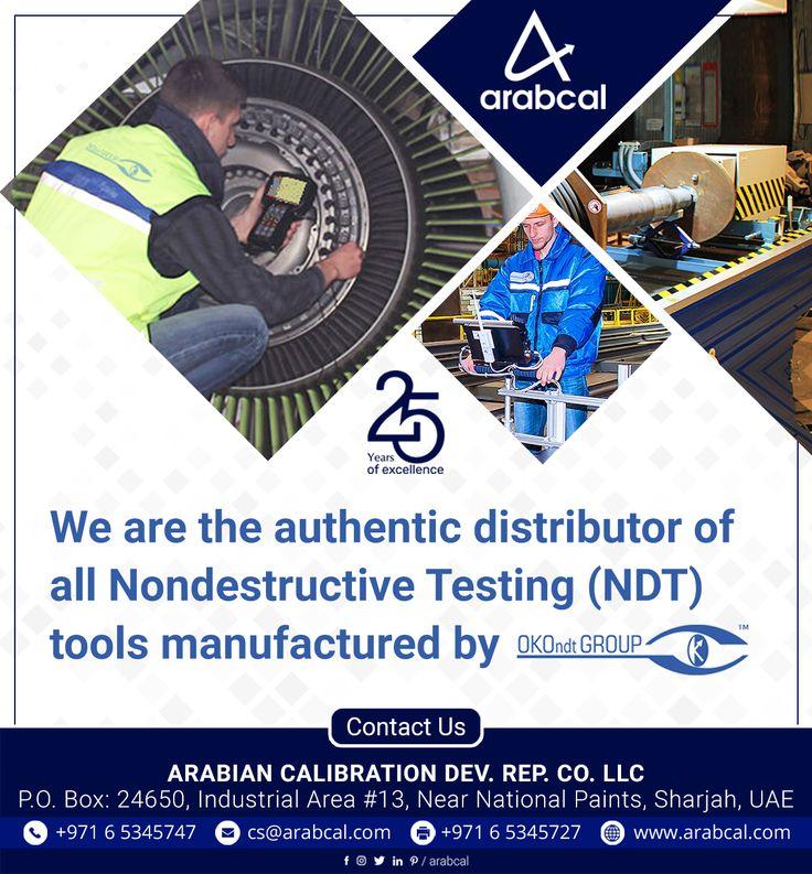 OKO ndt Tools distributor in 2020 Sharjah, Distributor