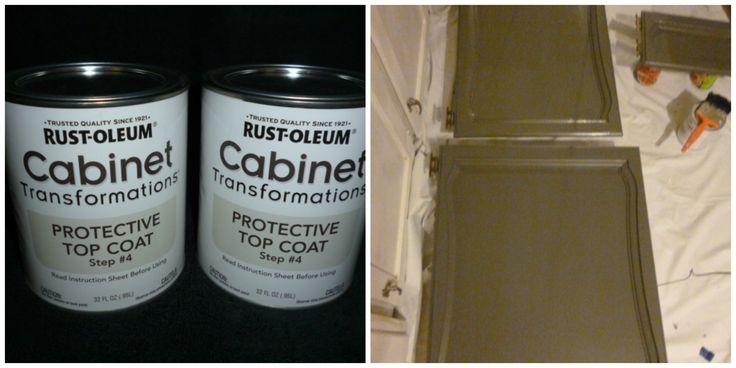 rustoleum cabinet transformations protective top coat - 28 images ...