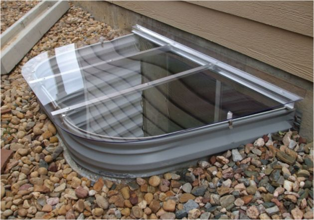 window well covers for basement windows | Purchase a generator if you need to run a sump pump