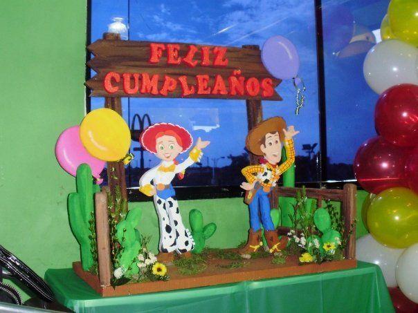 17 mejores ideas sobre Decoraciones De Toy Story en Pinterest ...