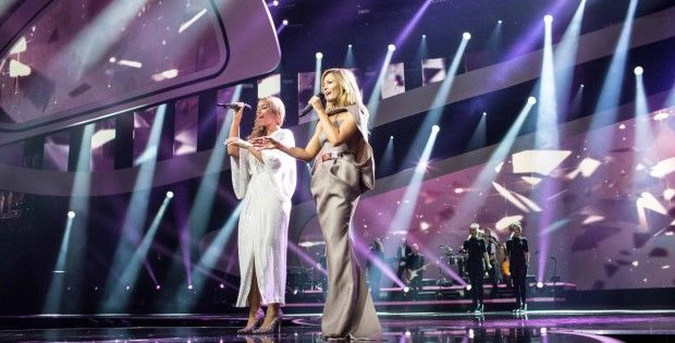 Helene Fischer Show 2014 in Berlin am 11. & 12.12.14