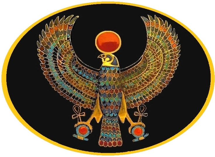 Egyptian eagle tattoo design | Eagles | Pinterest | Comic ...