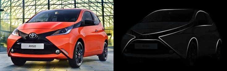 New-Toyota-Aygo-schets