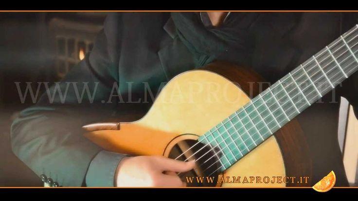 """ALMA PROJECT - GUITAR SOLO GS - """"Preludio in do maggiore"""" (J.S. Bach) & """"Sogno d'amore"""" (F.Liszt)"""