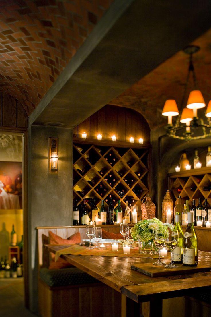 Wine Cellar Decorating Ideas Best 25 Wine Rooms Ideas On Pinterest  Wine Cellars Home Wine