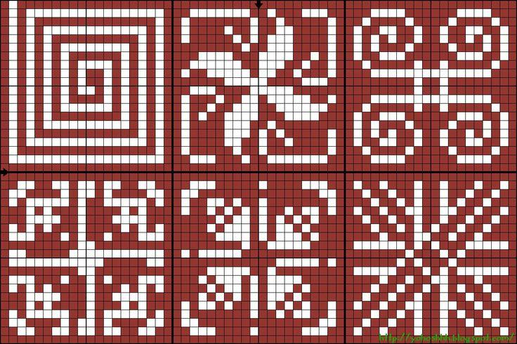 Крестики без ноликов: Squares 1 - 6  The Quaker Ball