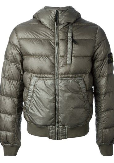 padded coat STONE ISLAND #alducadaosta #fw #fall #winter #men #fashion #style #accessories #apparel #stoneisland