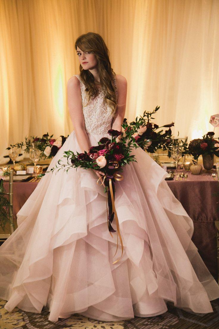 76 best svatebn aty wedding dress images on pinterest sugar plum winter wedding shoot in winnipeg with amanda douglas events ombrellifo Images