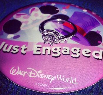 A Disney World Proposal - Engagement 101