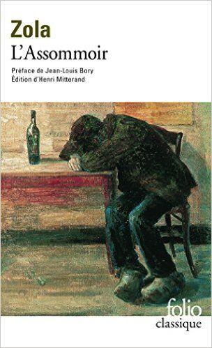 Amazon.fr - L'Assommoir - Emile Zola, Henri Mitterand, Jean-Louis Bory - Livres